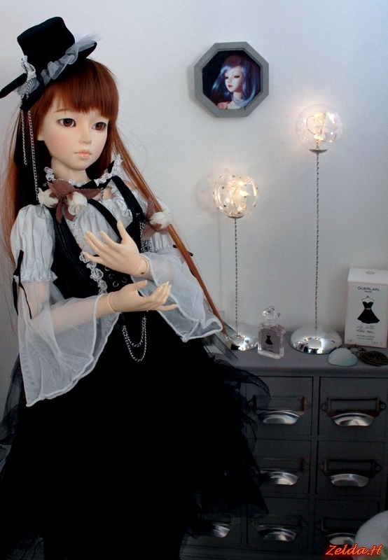 [Vend]SD Volks MSD Shoes Leeke Dollheart Set Nouveautés! Ona_6-11