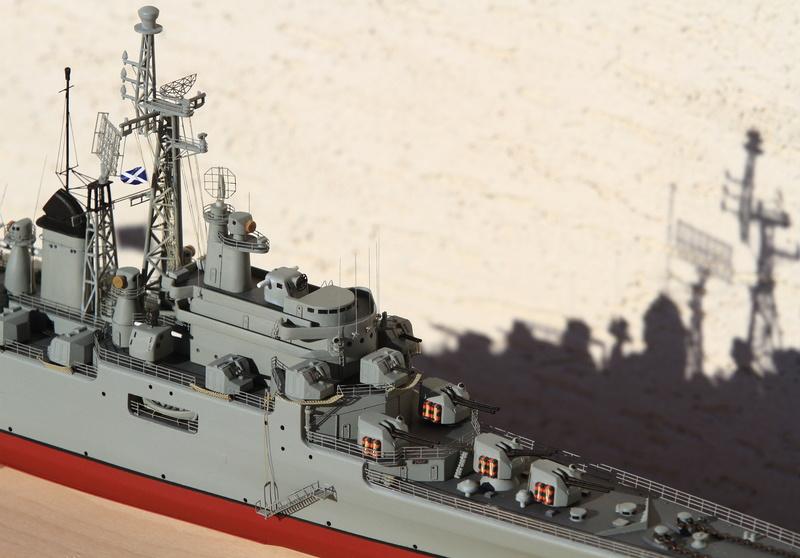 Croiseur Colbert 1/400 Heller  Img_0161