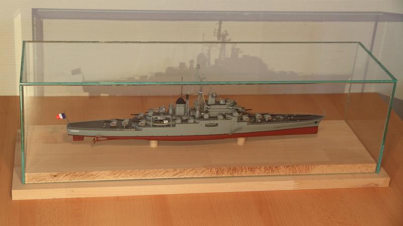 Croiseur Colbert 1/400 Heller  Img_9930
