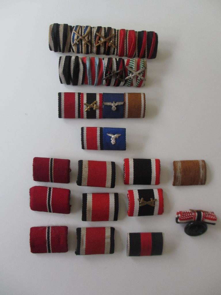 Vos barrettes & rappels de décorations - médailles Img_6017