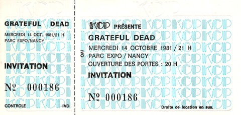 Grateful Dead - Affiches - Page 2 33743012
