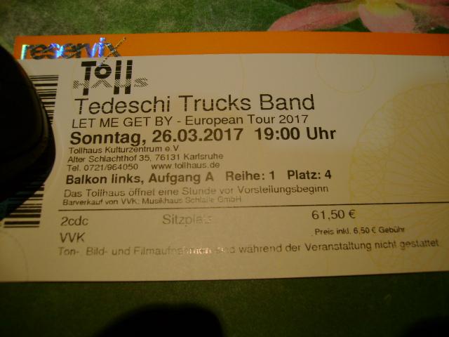 TEDESCHI TRUCKS BAND Saaltr10