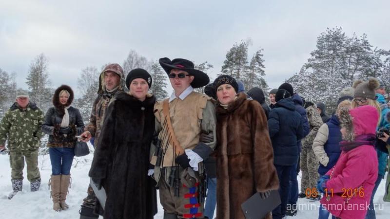 Работники Пржевальского ГДК принял участие в фестивале «Смоленское Порубежье» 117
