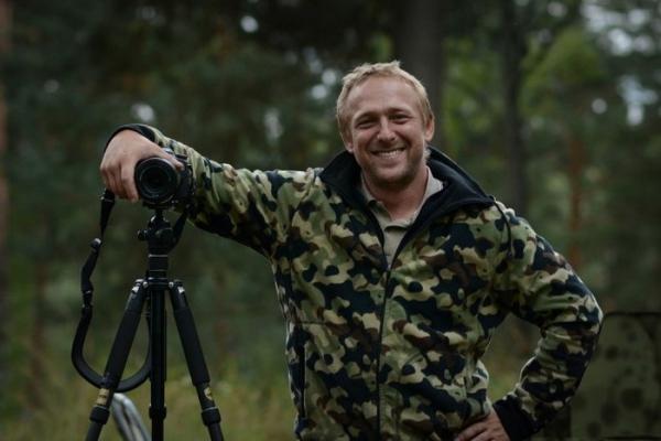 Смолянин победил в фотоконкурсе Российского географического общества 125