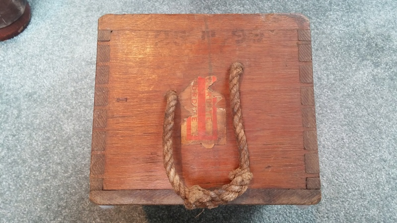 Boer War British .303 H3 Ammunition Box H3_amm16