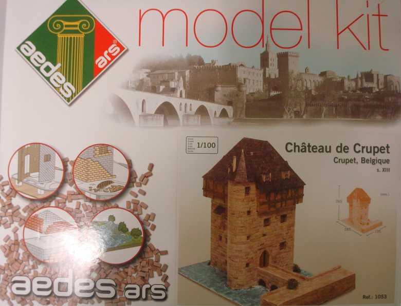 Aedes Ars ... Château de Crupet Boite13