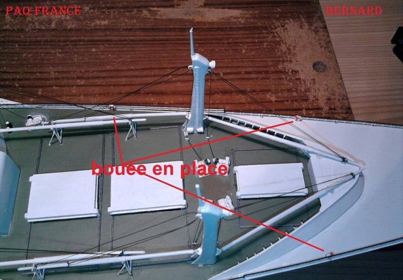 Construire le France 1/250 de chez Hachette - Page 21 139_310