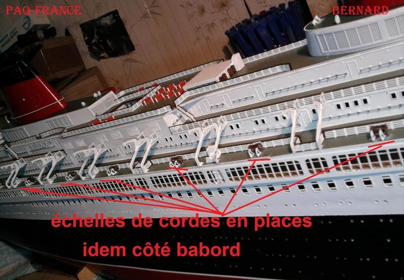 Construire le France 1/250 de chez Hachette - Page 21 139bis11