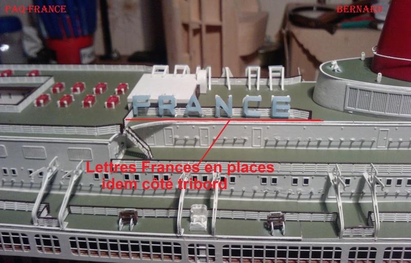 Construire le France 1/250 de chez Hachette - Page 21 139bis12
