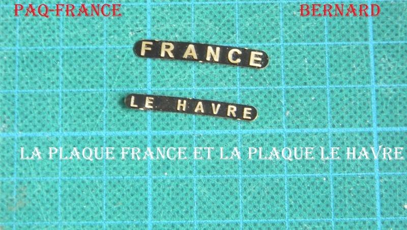 Construire le France 1/250 de chez Hachette - Page 21 20121111