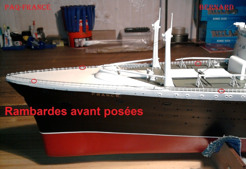 Construire le France 1/250 de chez Hachette - Page 21 Kop10