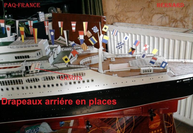 Construire le France 1/250 de chez Hachette - Page 22 Nbhju10