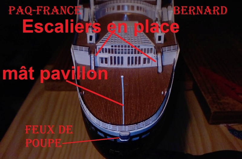 Construire le France 1/250 de chez Hachette - Page 22 P1652_10
