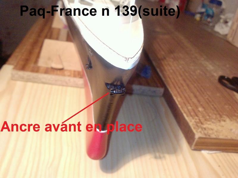 Construire le France 1/250 de chez Hachette - Page 22 P1655010