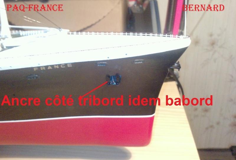 Construire le France 1/250 de chez Hachette - Page 22 P1655_10