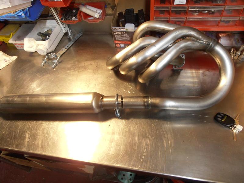 Restauration NSU 1200TT 70  Moteur10