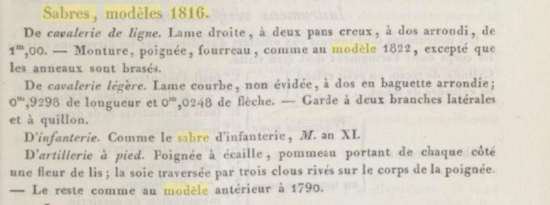 Recensement de tous les modèles de sabres de l'armée française Aide_m10