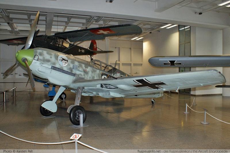 Pour Emil_ le 109 G2 de Polnagaillot --- Terminé --- - Page 3 Bf109e10