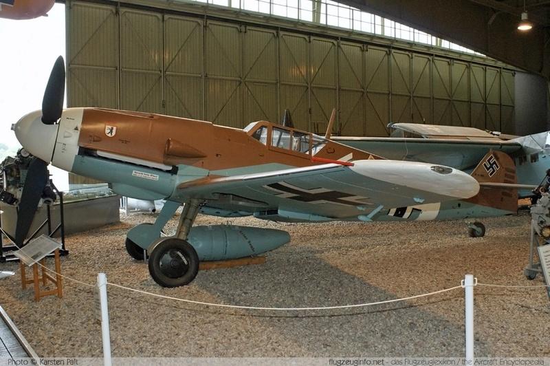 Pour Emil_ le 109 G2 de Polnagaillot --- Terminé --- - Page 3 Bf109g10