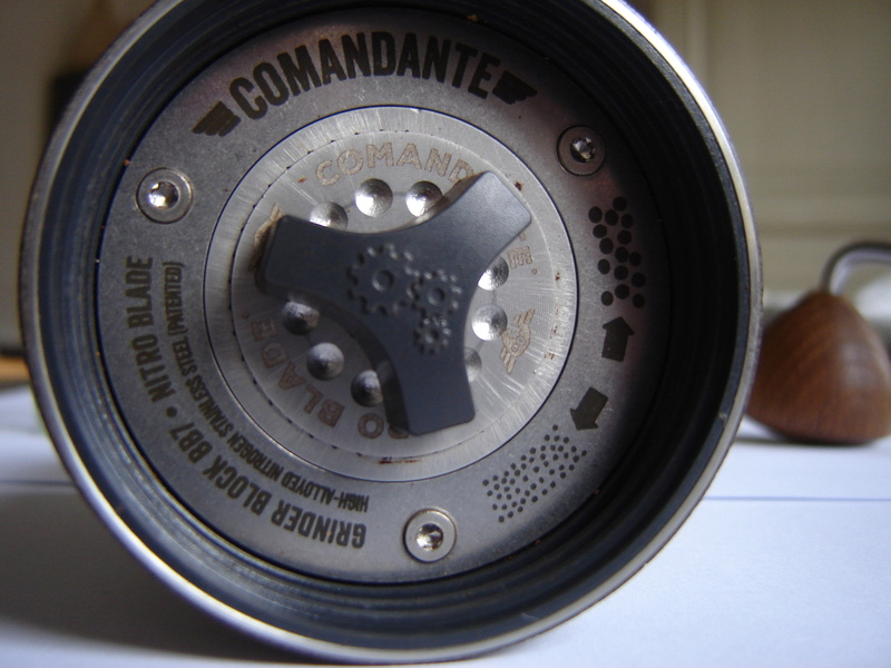 Fiche produit : El Comandante C40 Nitro Blade Dsc09913