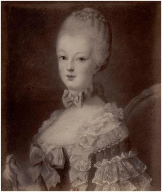 """Exposition """"Marie-Antoinette"""" de 1955 - Page 2 Peintu30"""