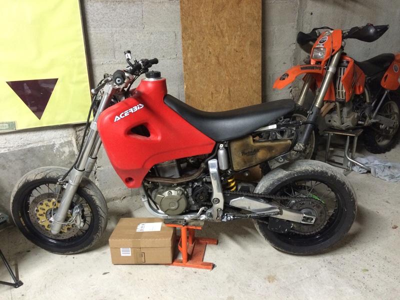 Qu'avez vous fait à votre moto aujourd'hui ? - Page 2 Image47