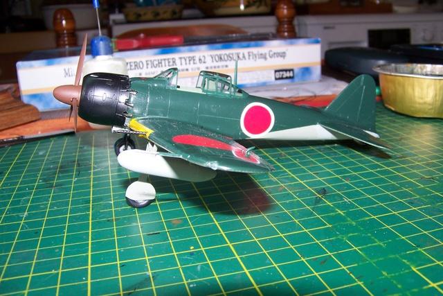 A6M7 Reisen Hasegawa 1/48 (Fini) 100_1110