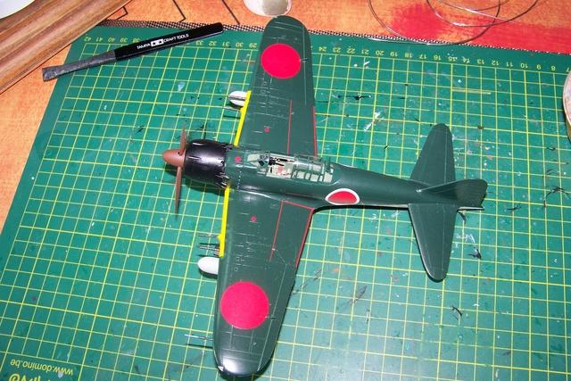A6M7 Reisen Hasegawa 1/48 (Fini) 100_1113