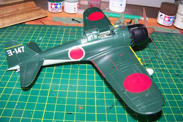 A6M7 Reisen Hasegawa 1/48 (Fini) - Page 2 100_1177