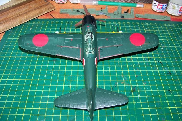 A6M7 Reisen Hasegawa 1/48 (Fini) - Page 2 100_1179