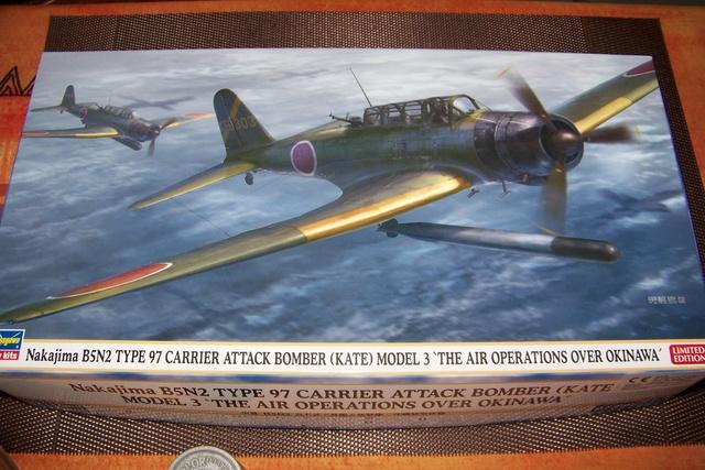 B5N2 Kate (07/12/1941)Hasegawa 1/48 100_1184