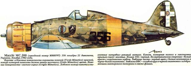 FIAT G.50 B. Airfix  32_1010