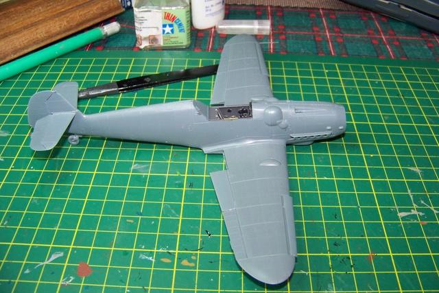 Bf 109 G-6 Erla Eduard Weekend 1/48 Reggia Aeronatica (Fini) 381910