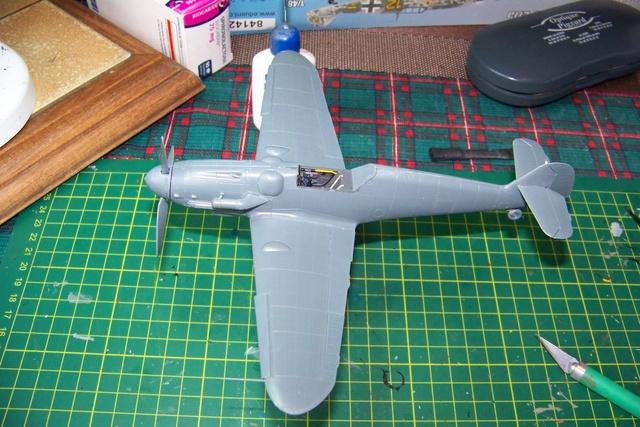 Bf 109 G-6 Erla Eduard Weekend 1/48 Reggia Aeronatica (Fini) 384910
