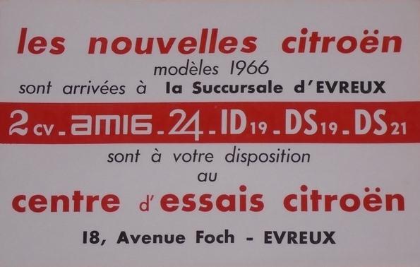 1966... Exécution programmée de Panhard par Citroën! Destru13