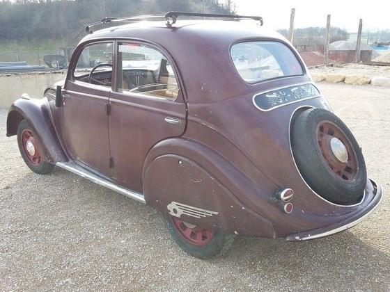 Peugeot 202 de 1938 (Première série) Peugeo11
