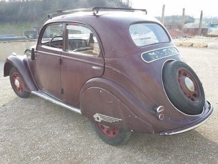 Peugeot 202 de 1938 (Première série) - Page 2 Peugeo15