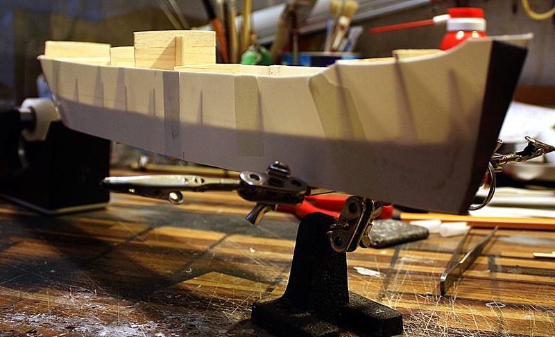 Ein Kartonmodell schwimmfähig mit RC bauen, MS SOLINGEN 1:250 - Seite 2 Img_0047