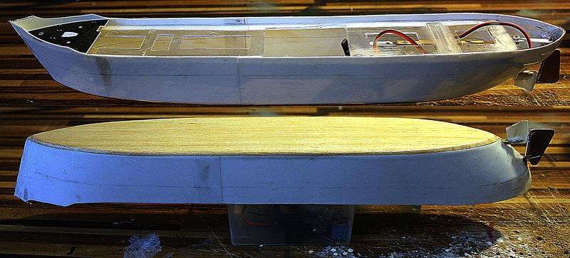 Ein Kartonmodell schwimmfähig mit RC bauen, MS SOLINGEN 1:250 - Seite 5 Img_0067