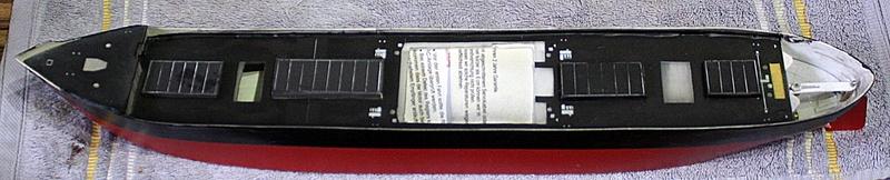 Ein Kartonmodell schwimmfähig mit RC bauen, MS SOLINGEN 1:250 - Seite 6 Img_0077