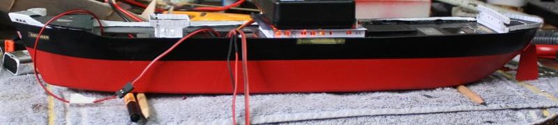 Ein Kartonmodell schwimmfähig mit RC bauen, MS SOLINGEN 1:250 - Seite 6 Img_0082