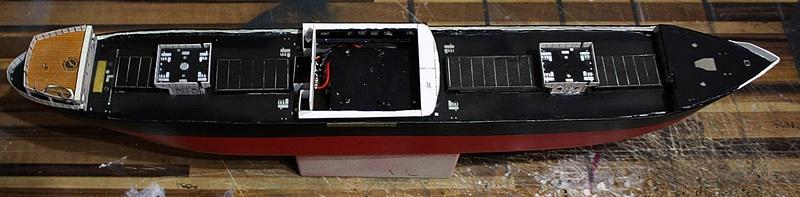 Ein Kartonmodell schwimmfähig mit RC bauen, MS SOLINGEN 1:250 - Seite 6 Img_0084