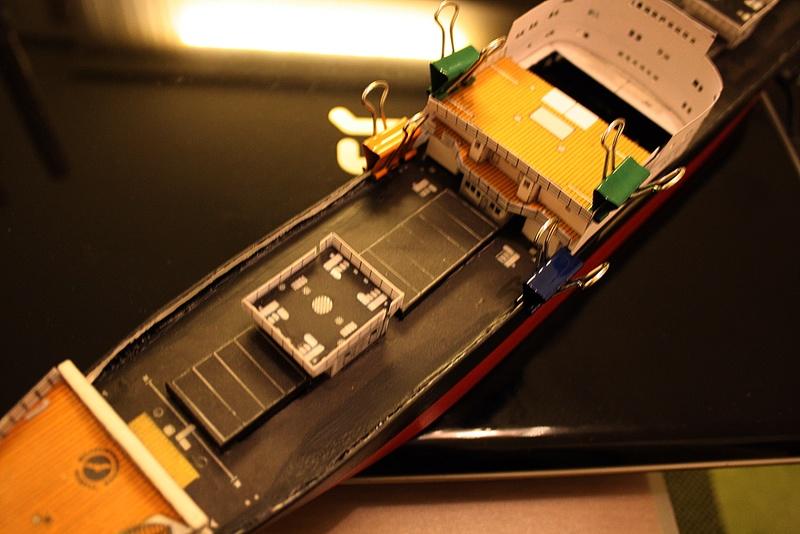 Ein Kartonmodell schwimmfähig mit RC bauen, MS SOLINGEN 1:250 - Seite 7 Img_0086