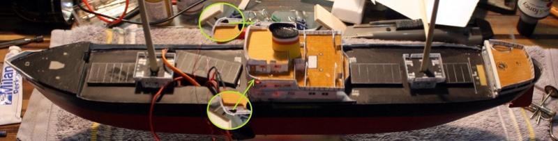 Ein Kartonmodell schwimmfähig mit RC bauen, MS SOLINGEN 1:250 - Seite 7 Img_0094