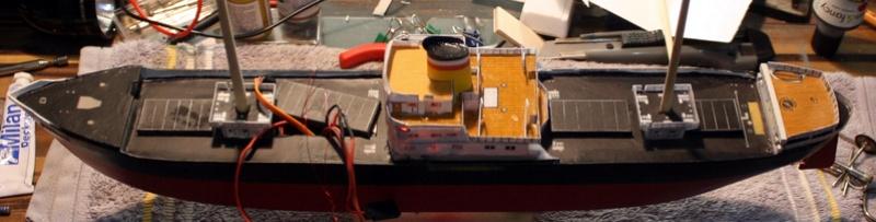 Ein Kartonmodell schwimmfähig mit RC bauen, MS SOLINGEN 1:250 - Seite 7 Img_0095