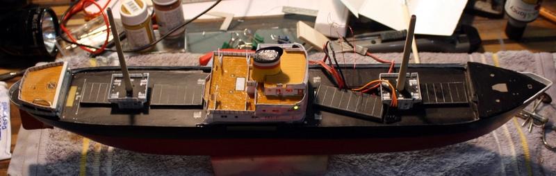 Ein Kartonmodell schwimmfähig mit RC bauen, MS SOLINGEN 1:250 - Seite 7 Img_0096