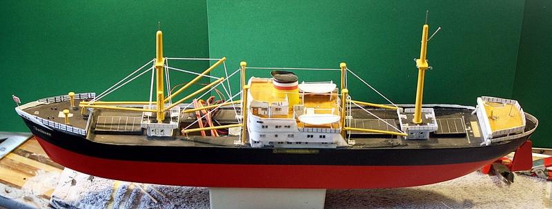 Ein Kartonmodell schwimmfähig mit RC bauen, MS SOLINGEN 1:250 - Seite 8 Img_0100