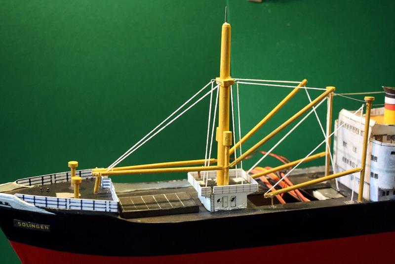 Ein Kartonmodell schwimmfähig mit RC bauen, MS SOLINGEN 1:250 - Seite 8 Img_0101