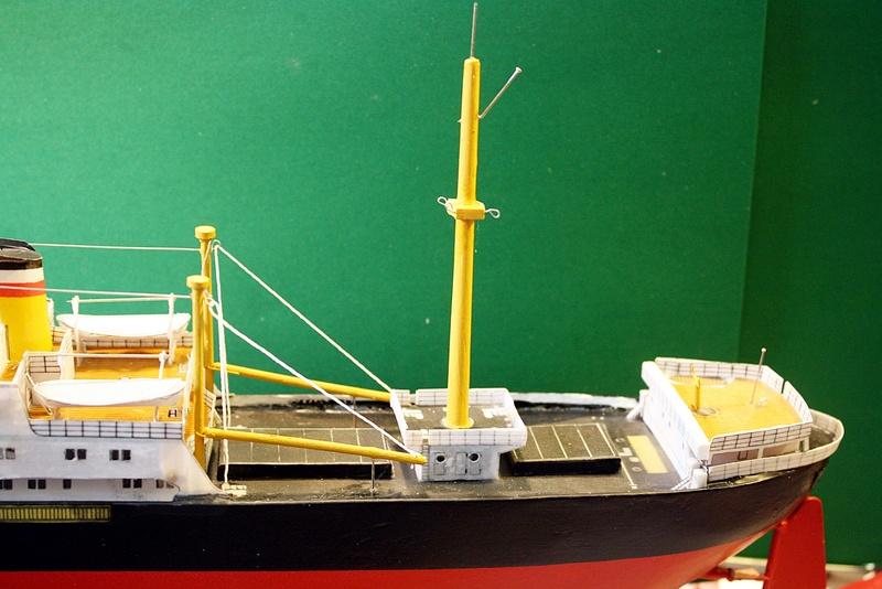 Ein Kartonmodell schwimmfähig mit RC bauen, MS SOLINGEN 1:250 - Seite 8 Img_0104