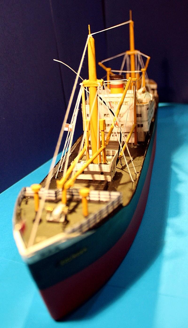 Ein Kartonmodell schwimmfähig mit RC bauen, MS SOLINGEN 1:250 - Seite 8 Img_0110
